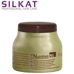 BES SILKAT PHC NUTRITIVO MASK CAP. SECCHI N3 1000 ML